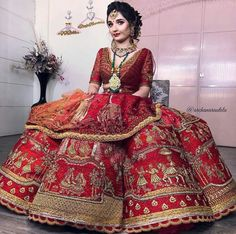 with ・・・ One picture created by the best people 💁🏼♀️💁🏼♀️ one of the inspired look at 💕💕💕💕💕 pooja… Latest Bridal Lehenga, Designer Bridal Lehenga, Indian Bridal Lehenga, Indian Bridal Outfits, Wedding Lehenga Designs, Wedding Lehnga, Lehenga Saree Design, Shaadi Lehenga, Sarees
