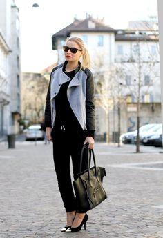 #fashion #fashionista Veronica The Fashion Fruit » Comfy Sunday
