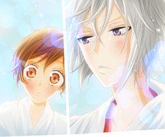 Kamisama Hajimemashita coloring by Zakuuya.deviantart.com on @deviantART  Tomoe and Nanami