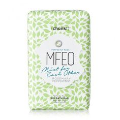 MFEO mint for each other....WANT!
