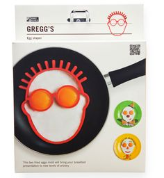 greggs fried eggs shaper by avihai shurin for monkey business - designboom   architecture & design magazine