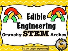 Engineer a Crunchy Arch with STEMWho knew that structural engineering could be so tasty? Build it and eat it! Sounds like a good blueprint for a great engineering lesson on structures. Using items from the snack aisle and a few other easy to find materials, have your students engineer an arch.