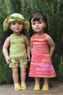 Ravelry: dolly eden pattern by Georgie Hallam Knitting Patterns Free, Free Knitting, Knitted Dolls, American Girl, Ravelry, Doll Clothes, Crochet Hats, Wool, Classic