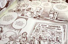 """Com mais de 50 anos de carreira, personagens marcantes como o detetive Spirit, e ideias que revolucionaram a maneira de contar histórias em quadrinhos, o autor americano foi um pioneiro que elevou as HQs ao status de """"nona arte"""". Saiba mais..."""