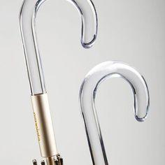 Paraguas Ezpeleta —#10764 Paraguas largo de mujer. 62/8 Aluminio manual con varillas de fibra de vidrio. Tejido PVC transparente. Surtido de 4 colores. Colección 2017. #umbrella #fashion #trend  #transparent