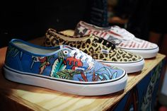 I must say, Vans are on the come up.