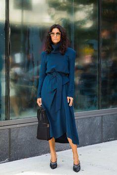 Street Style New York Fashion Week| Spring 2018