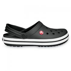 1d186757950 Vintage style and classic Crocs comfort. The Crocs lightweight Crocband™  clog is built with signature Croslite™ material for a form-to-foot fit and  heel ...