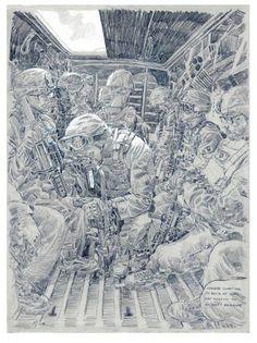 "Saatchi Art Artist Richard Johnson; Printmaking, ""Road trip"" #art"