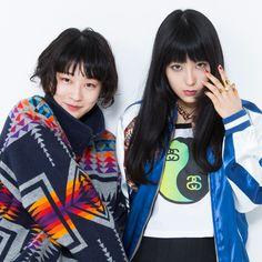ニューヨーク生まれのキュートでROCKでオシャレなファッションマガジン『NYLON JAPAN』。見るだけでキュンとしちゃうような、可愛くてクールなファッション・ビューティ・スナップ・音楽・映画・アートなどの最新情報がギュッと詰まったスクラップマガジンです! Fatal Attraction, Fashion Poses, Kawaii Girl, Big And Rich, Street Style, Daoko, Face, People, Outfits