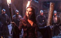 """Todo mundo com sangue nos olhos na estreia da 5ª temporada de """"Game of Thrones"""""""