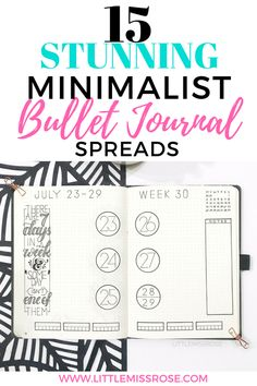 Get some amazing inspiration for minimal bullet journal spreads in this post. There are 15 stunning minimalist bullet journal layouts to admire Bullet Journal Contents, Bullet Journal How To Start A, Bullet Journal Spread, Bullet Journal Inspiration, Bullet Journal Time Tracker, Bullet Journals, Diy Agenda, Bujo, Journal Pages