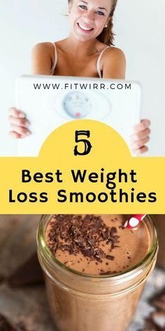 Want a delicious and easy way to lose weight? here are 5 smoothies that'll support your weight loss and keep you full longer.   #weightlosssmoothies #weightlossdrinks #smoothierecipes #healthysmoothierecipes #drinkstoloseweight #fitwirr #loseweight2019 Weight Loss Meals, Best Weight Loss Plan, Weight Loss Drinks, Weight Loss Smoothies, Easy Weight Loss, Healthy Smoothies, Healthy Weight Loss, Smoothie Recipes, Breakfast Smoothies