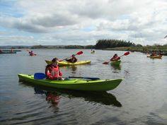 Kayaking and Canoeing Skills