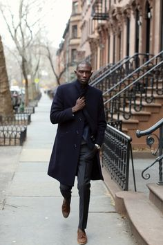 Armando Cabral is a fashion model and men's footwear designer. Specialising in Italian-made leather and suede men's shoes with classic yet distinct designs, Armando launched his eponymous line in 2009.