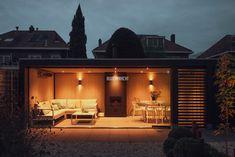 14 Green Building, Building A House, Pergola Canopy, Garden Studio, Room To Grow, Outdoor Living, Porch, Home And Garden, Backyard