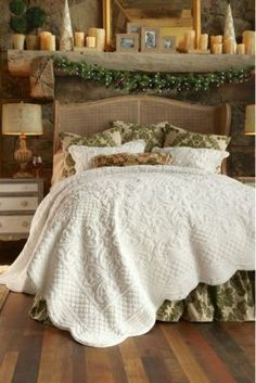 Chalet Quilt from Soft Surroundings