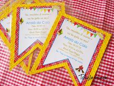 convite festa junina - Pesquisa Google