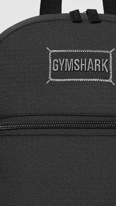 Gymshark Mini Lifestyle Backpack - Black 3fd2d1837c347