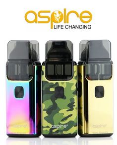 The ever-popular AIO (All In One) device from Aspire, the Breeze, has been redesigned with new features and a new pod style system. Easy Vape, Vaping, All In One, Wallpaper Backgrounds, Breeze, Rooms, Kit, Technology, Vintage