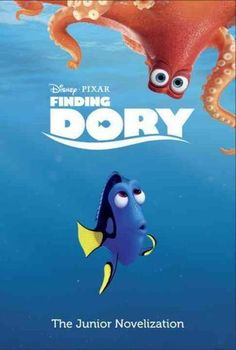 Finding Dory: The Junior Novelization (Paperback)