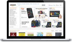 Redesigning Amazon's Homepage on Behance