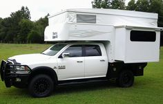 Phoenix has the first pop-up camper with a slide-out on the market.