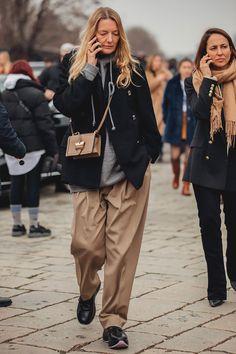 Уличный стиль на Неделе моды в Милане, часть 1 – фото | Мода | STREETSTYLE | VOGUE
