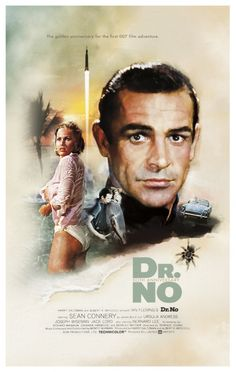 james bond 50th anniversary celebration of Dr. No