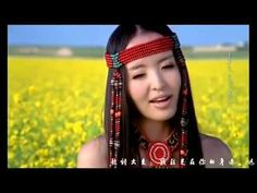 This is actually Mongolian, not Chinese.  Very beautiful.  Inner Mongolia Song - 青海湖 Qinghai Lake