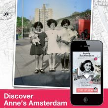 The Anne Frank House is interesting and educational for children from 10 years old, although is advisable to prepare young children for their visit. Click for more information.