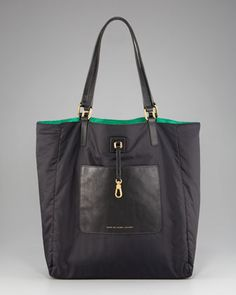 MARC by Marc Jacobs   Reversible Overnight Tote