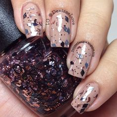 OPI Two wrongs don't make a meteorite310 lineCredit: @denisselove