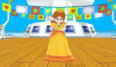 Enjoy aboard the royal Daisy cruiser !! 🛳️👑✨ Anybody who didn't join We Are Daisy yet can join the amazing change cruise anytime, feel free to spread the word about We Are Daisy ! 💛 Picture by MMDPACO03.  #WeAreDaisy #PrincessDaisy #SuperMario #Nintendo #Royal #Princess #Support #JoinUs #Follow #Share
