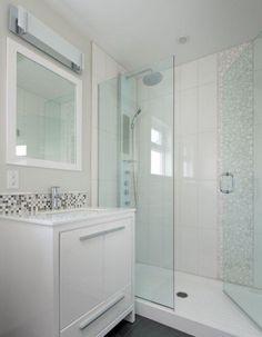 28 idées d\'aménagement salle de bain petite surface   Small bathroom ...
