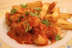 Romanian Food For Foreigners: Tocana cu rosii (Meat Stew with Tomatoes)