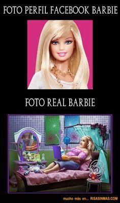 Foto perfil y realidad.