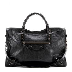 Balenciaga - Classic City leather tote - mytheresa.com