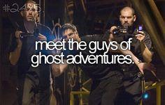 Meet the guys of Ghost Adventures