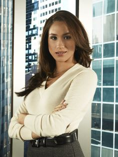 Meghan Markle is the bomb on Suits