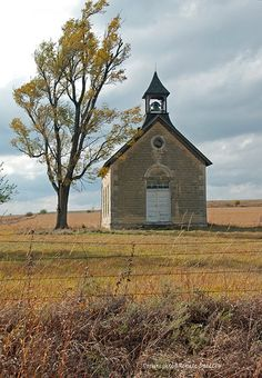 Bichet District 34 one room school house was built in 1896 by Oscar Johnson a local stone mason. The school was used from 1896 until 1946 when it closed due to low enrollment. It sits at the west edge of the Flinthills. The school was placed on the National Register of Historic places in 2004