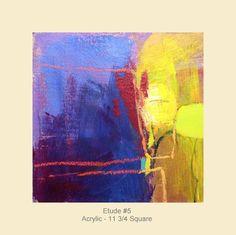 Etude #5 by Tony Saladino