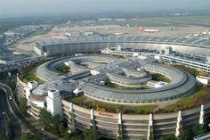 Dusseldorf International Airport is Germany's third busiest.