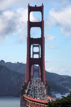 Golden Bridge, SF