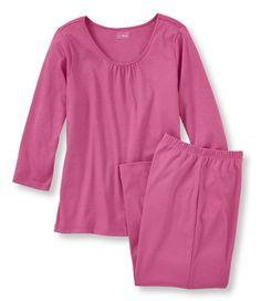 Supima Cotton Pajamas: Sleepwear and Robes | Free Shipping at L.L.Bean