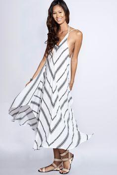 Tahiti Maxi Dress