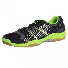 Asics Gel Squad Black / Green