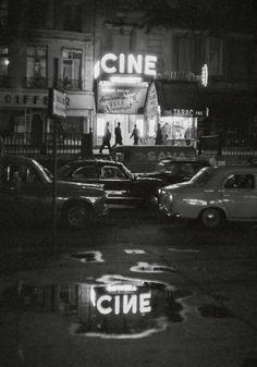 Johan van der Keuken-Paris,1960.