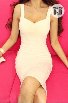 #bodycon #dress #sassy #classy #sexy #wardrobe #style #fashion  STHSWEET.COM