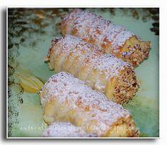 IL fantastico mondo di Antonella, dove tutto è possibile creare!: Cannoli di pasta sfoglia!